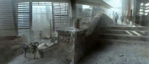Dishonored 2 : des artworks sous le signe de la propagande