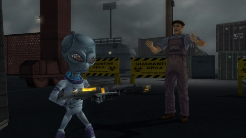 Destroy All Humans Remastered disponible sur PS4
