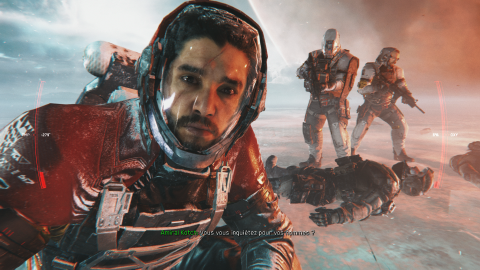 Call of Duty Infinite Warfare Legacy Edition, quand le passé se mélange au futur