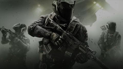 Jaquette de Call of Duty Infinite Warfare : le changement, c'est presque maintenant