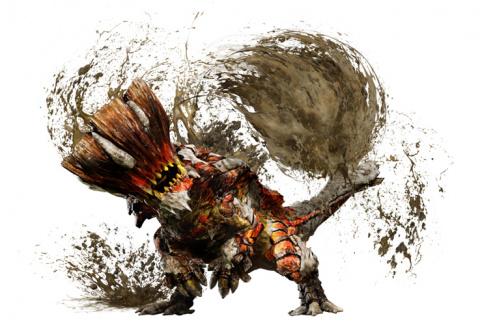 Monster Hunter XX se montre en images et en artworks