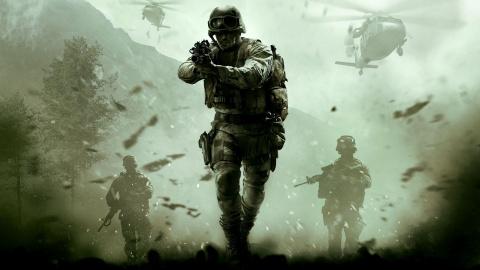Jaquette de Call of Duty 4: Modern Warfare Remastered, retour d'un monument du FPS