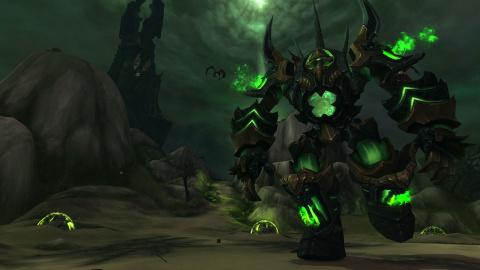 BlizzCon 2016 - World of Warcraft : Legion esquisse son futur proche