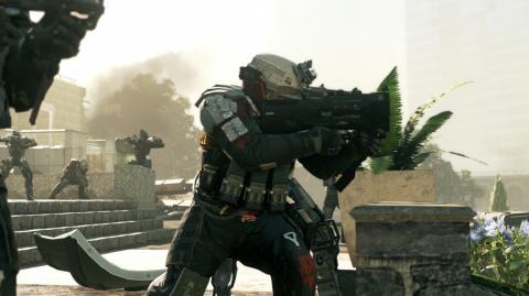 Jaquette de Call of Duty Infinite Warfare Legacy Edition, quand le passé se mélange au futur