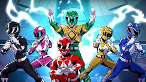 Power Rangers : Mega Battle sur ONE
