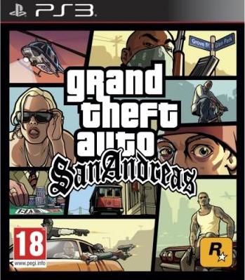 Grand Theft Auto : San Andreas HD Remaster sur PS3