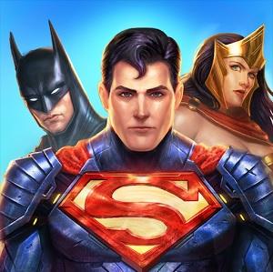 DC Legends sur iOS