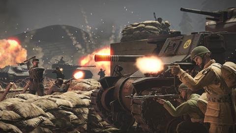 Jaquette de Heroes & Generals - La Seconde Guerre Mondiale en mode free-to-play sur PC