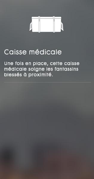 Classe Médecin