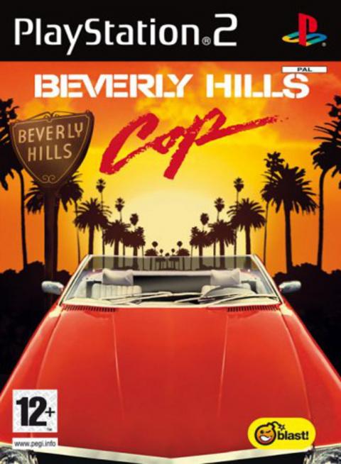 Le Flic De Beverly Hills sur PS2