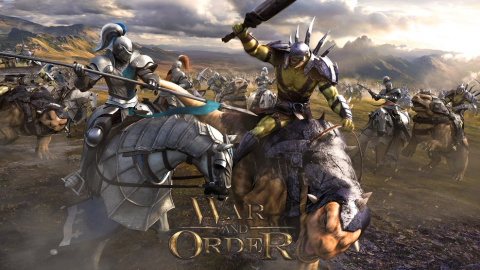 War And Order sur Android