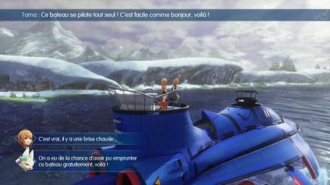 Chapitre IX - Descente en mer