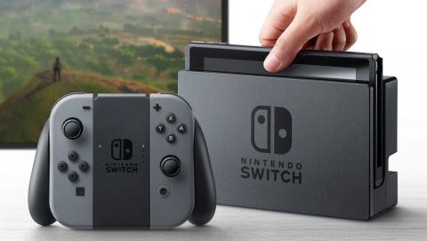 Rumeur - La Nintendo Switch serait vendue entre 199 £ et 249 £