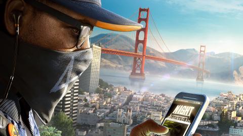 Un nouveau jeu Ubisoft teasé dans Watch Dogs 2