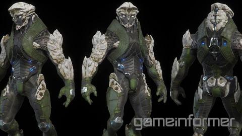 Mass Effect Andromeda illustre son nouvel ennemi