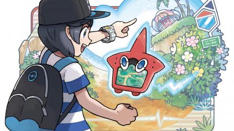 Jaquette de Pokémon Soleil / Lune : L'épisode du changement ? sur 3DS