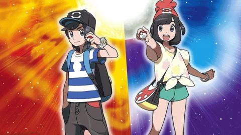personnage pokémon soleil et lune