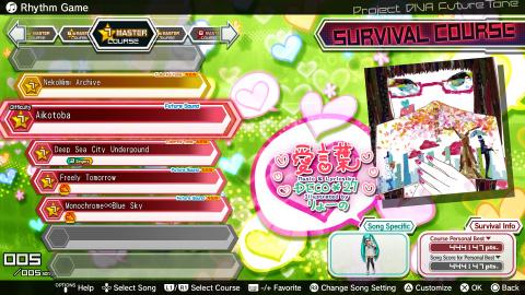 Hatsune Miku Project Diva Future Tone arrivera le 10 janvier en Occident !