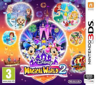 Disney Magical World 2 sur 3DS