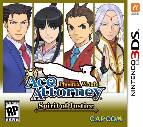 Phoenix Wright : Ace Attorney : Spirit of Justice