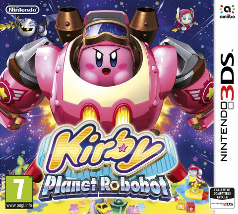 Kirby : Planet Robobot sur 3DS