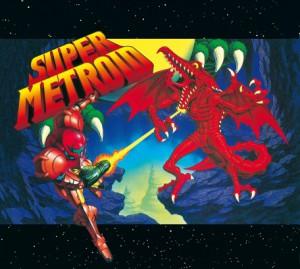Super Metroid sur 3DS