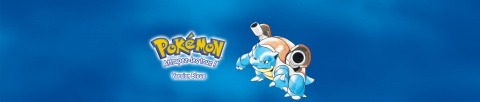 Pokémon Version Bleue sur 3DS