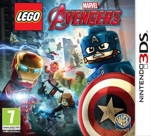 LEGO Marvel's Avengers sur 3DS