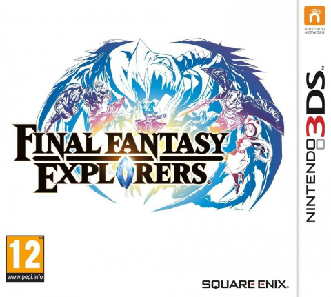 Final Fantasy Explorers sur 3DS