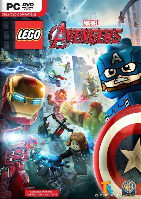 LEGO Marvel's Avengers sur PC