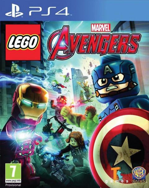 LEGO Marvel's Avengers sur PS4