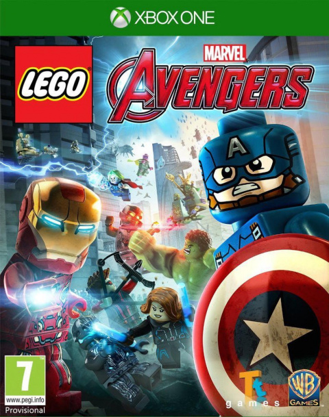 LEGO Marvel's Avengers sur ONE