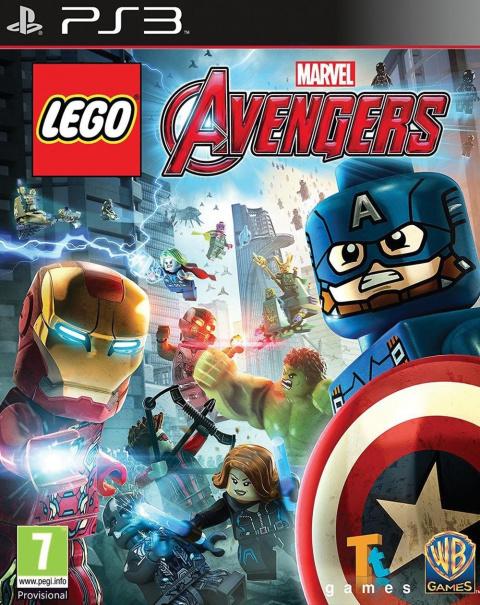 LEGO Marvel's Avengers sur PS3