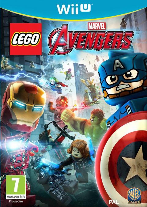 LEGO Marvel's Avengers sur WiiU