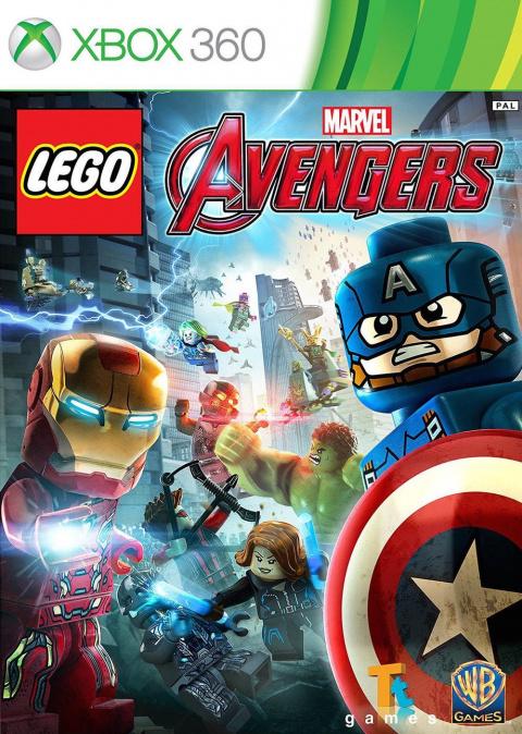 LEGO Marvel's Avengers sur 360