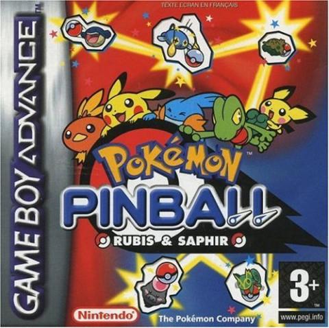 Pokémon Pinball : Rubis & Saphir