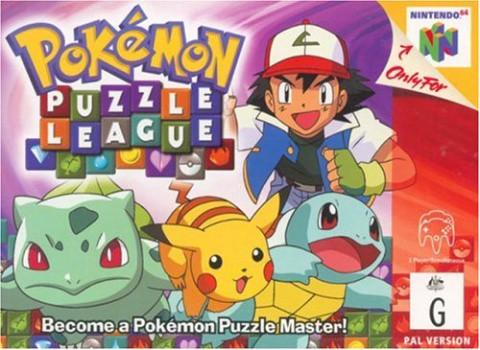 Pokémon Puzzle League
