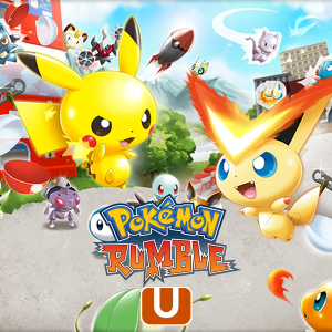 Pokémon Rumble U sur WiiU