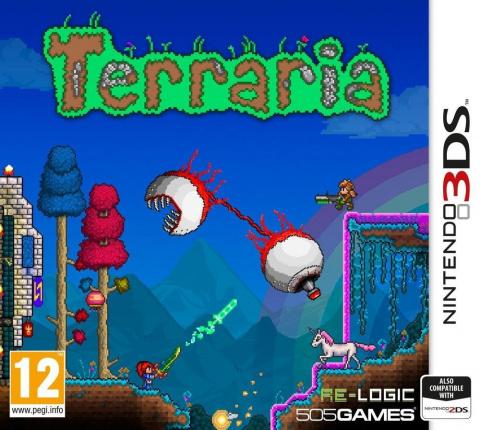 Terraria sur 3DS