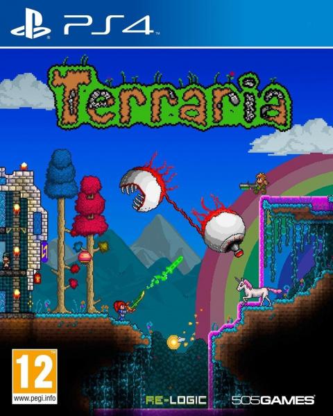 Terraria sur PS4