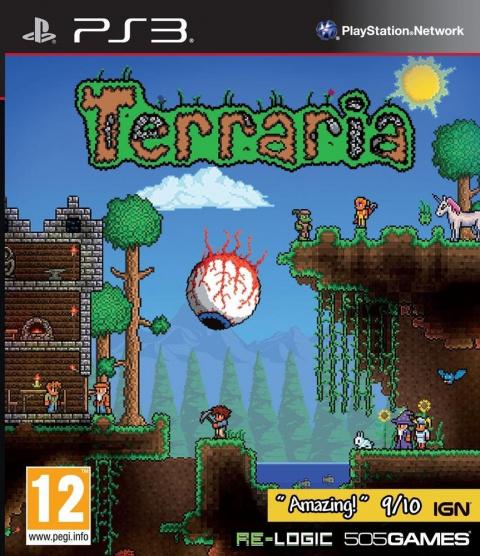 Terraria sur PS3