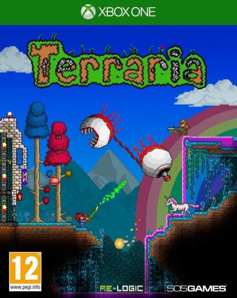 Terraria sur ONE