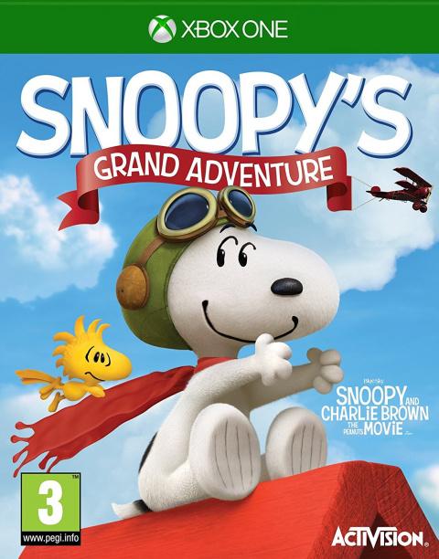 Snoopy : La grande aventure sur ONE