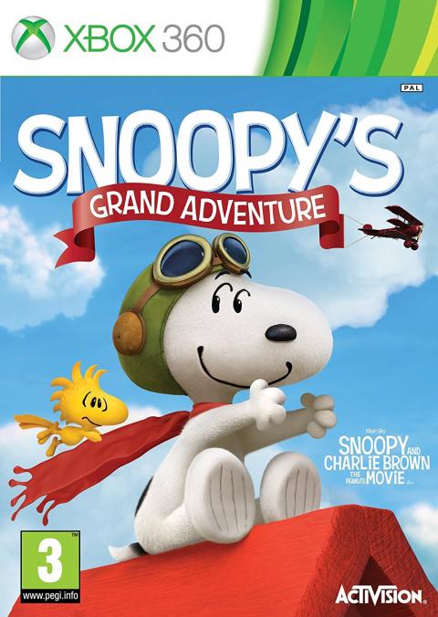 Snoopy : La grande aventure sur 360