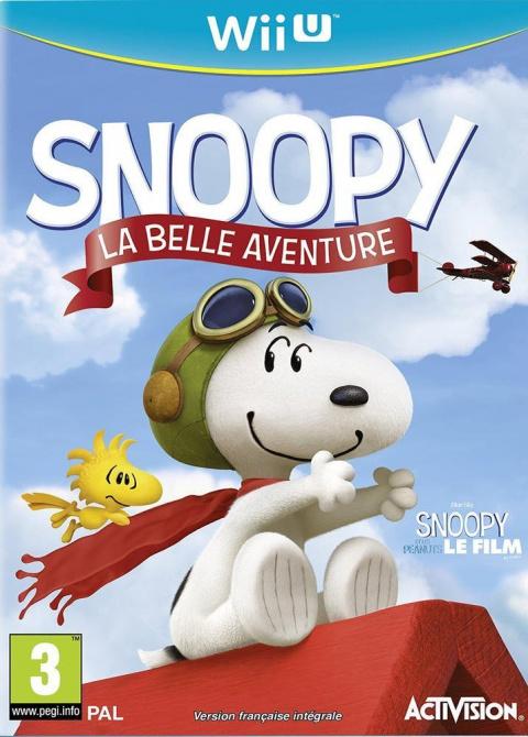 Snoopy : La grande aventure sur WiiU