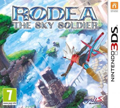 Rodea The Sky Soldier sur 3DS