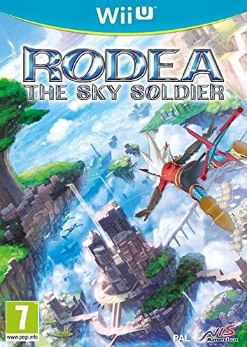 Rodea The Sky Soldier sur WiiU