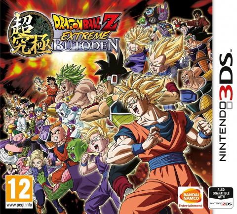 Dragon Ball Z : Extreme Butôden sur 3DS