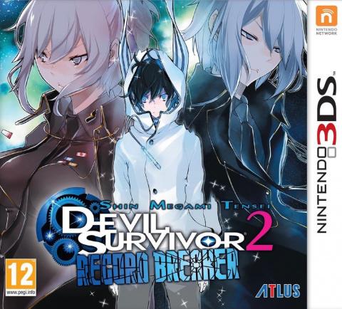 Shin Megami Tensei Devil Survivor 2 : Record Breaker sur 3DS