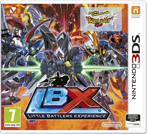 Little Battlers eXperience sur 3DS